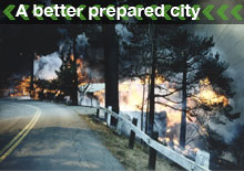 A better prepared city