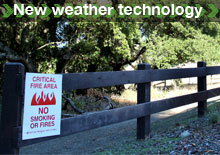 New weather technology