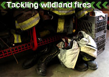 Tackling wildland fires
